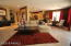 Open, spacious floorplan