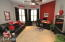 Spacious office / den