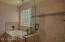 Custom Mitered Shower Door