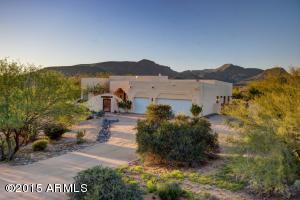 5812 E Hidden Springs Road, Cave Creek, AZ 85331