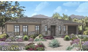 Exterior Elevation C Rendering