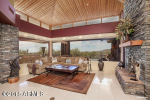 GOLF Course, Sunset, City Lights & Mountain Views - Negative-Edge Pool and Wrap-Around Patio