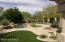 WONDERFUL PRIVATE BACKYARD WITH PREMIUM ARTIFICIAL GRASS, TRAVERTINE PAVERS AND PEBBETEC POOL/SPA