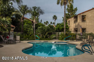 Active lifestyle in McCormick Ranch