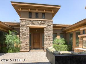Huge Private Courtyard; Custom Pavers; Stacked Stone Entry; Gas Fireplace