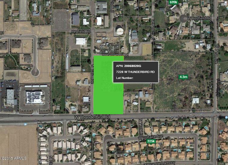 7228 W THUNDERBIRD Road, Peoria, Arizona