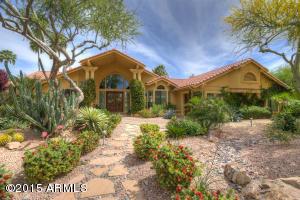 9862 E Doubletree Ranch Road, Scottsdale, AZ 85258