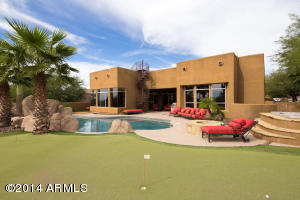 You can play golf, luxuriate in a spa, sit around the fire, swim year round in solar heated pool.
