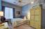 Large Guest Rooms, High Ceilings