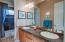 Full Guest Bath, Double Sinks,