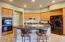 Recessed Lighting, Beautiful Cabinets, Center Island!
