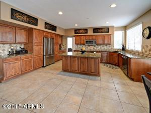 Alder Cabinets, Stainless Appliances