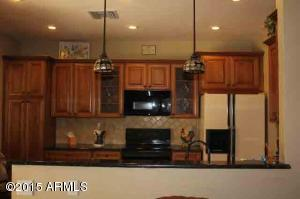 Granite tops/Thomasville Cabinets