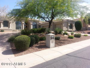 Beautiful luxury home on one of the best view streets in Fountain Hills