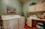 large functional laundry room