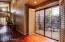 atrium converted to private patio