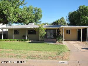 4301 E CHEERY LYNN Road, Phoenix, AZ 85018