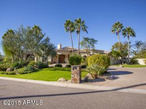 6818 E Fanfol Drive, Paradise Valley, AZ 85253