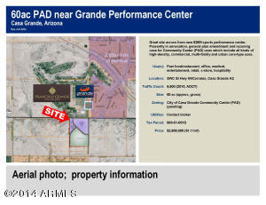 SEC HWY 84 and Guinn Drive, Casa Grande, AZ 85122
