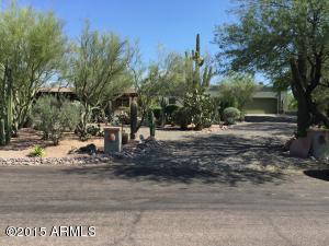5021 E CALLE DEL SOL, Cave Creek, AZ 85331