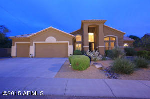 Wonderful home located on one of the largest lots in Tatum Ranch