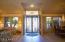 Living/office & dining room