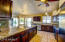 Just off the dining area is the well placed Chef's Kitchen, handy for entertaining or family/holiday dinners.
