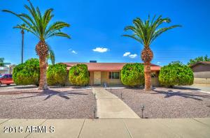 1052 N BARKLEY, Mesa, AZ 85203