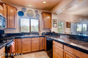 Upgraded kitchen. Cabinets, c-tops & appliances have been upgraded.