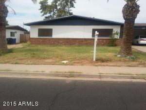 1724 N TREVOR Street, Mesa, AZ 85201