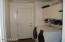 Laundry Room and door to Garage