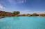 Heated Negative edge community pool with some of the best views in Scottsdale!
