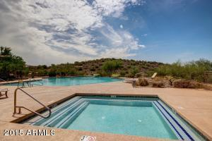 Community Spa Area plus tennis, workout room, hiking trails and more!