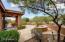 Large Flagstone backyard patio!