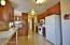 Remodeled Kitchen with lots of cabinet space