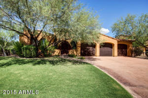 9232 E Mountain Spring Road, Scottsdale, AZ 85255