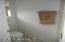 DOWNSTAIRS 3/4 BATH OPPOSITE BEDRM