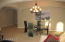 Formal Dining Room Pic #2