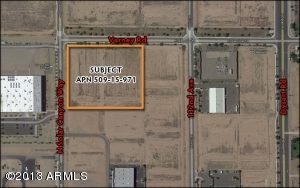 00000 Solar Canyon Way Lot 6, Surprise, AZ 85379