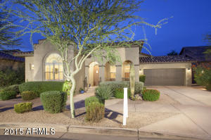Stellar curb appeal, with a welcoming front porch. This house has been freshly painted and has professional landscaping and lighting.