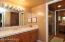 Guest bathroom in casita
