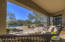 Large extended overhang patios