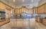 Gourmet Kitchen - granite, island, pantry, has it all!