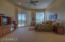Master Suite - Private separate wing