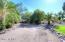 Private circular driveway