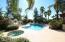 Resort-style backyard - south facing