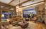 Views, flooring, beams - perfection!