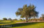 The golf course surrounds the neighborhood!