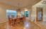 Wood floors, large windows for natural light.
