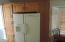 Pantry and Refrigerator